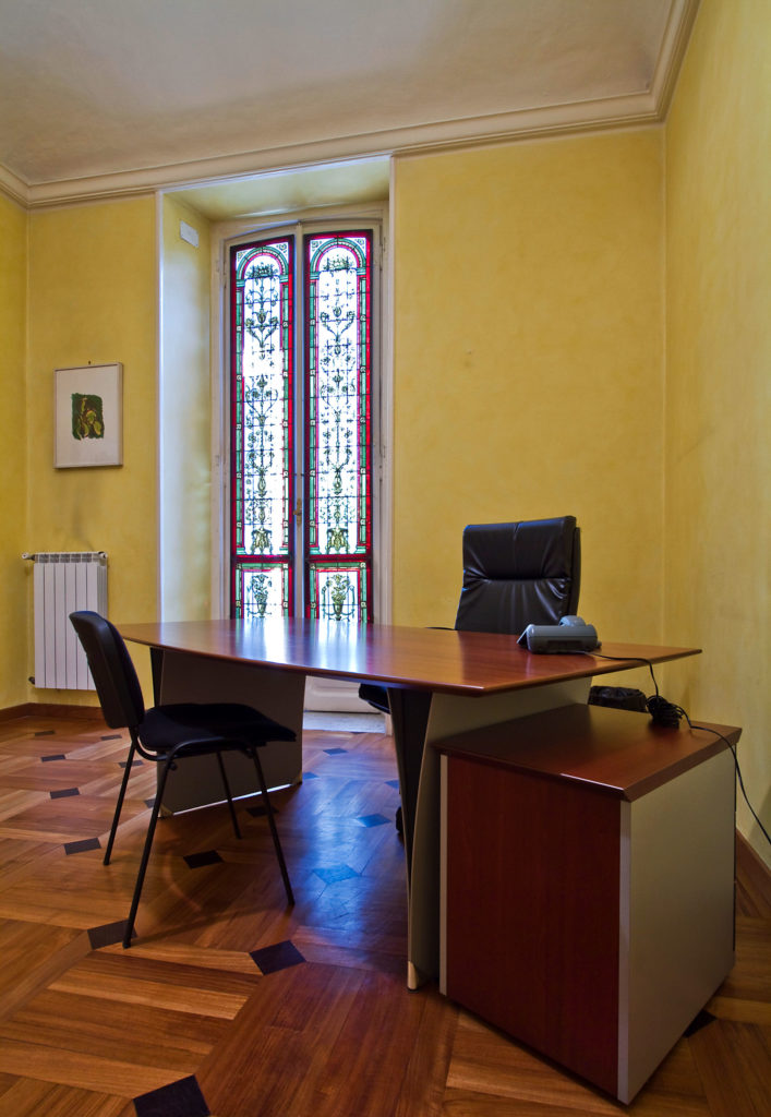 Ufficio temporaneo a Torino