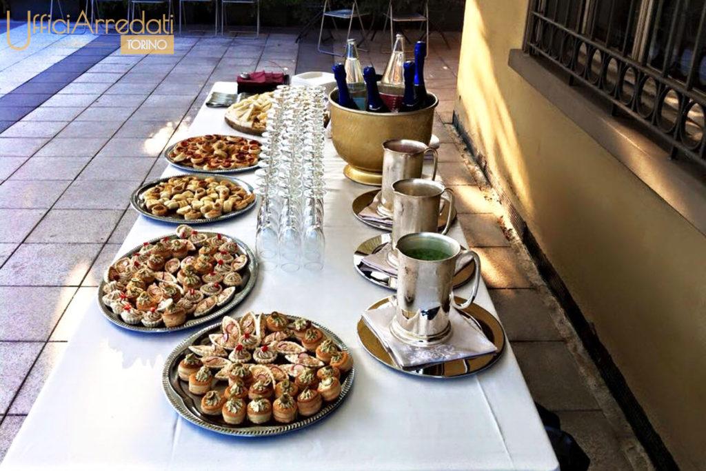 Catering organizzati a Torino