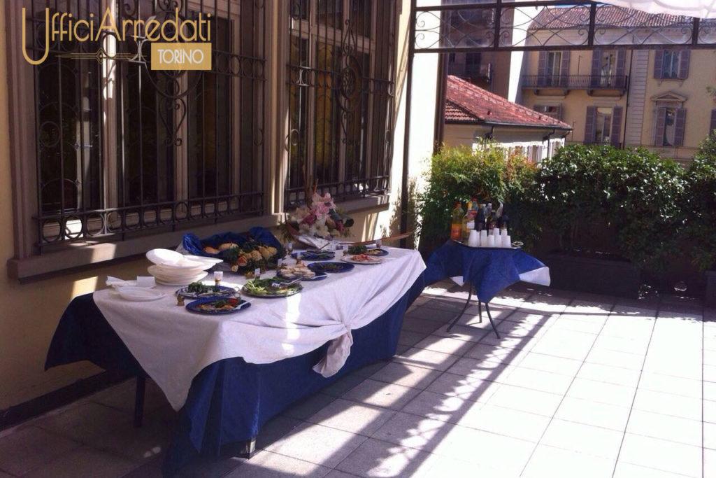 Catering specializzato Torino cresime