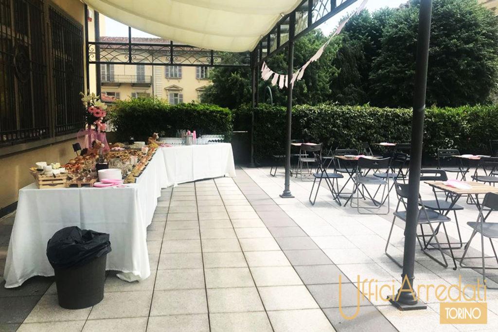 Comunioni in terrazza nel centro di Torino