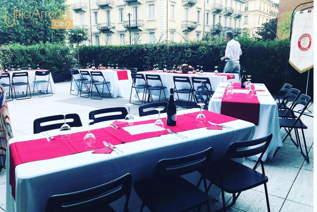 Eventi in terrazza a Torino