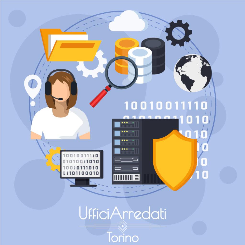 Ufficio virtuale Torino
