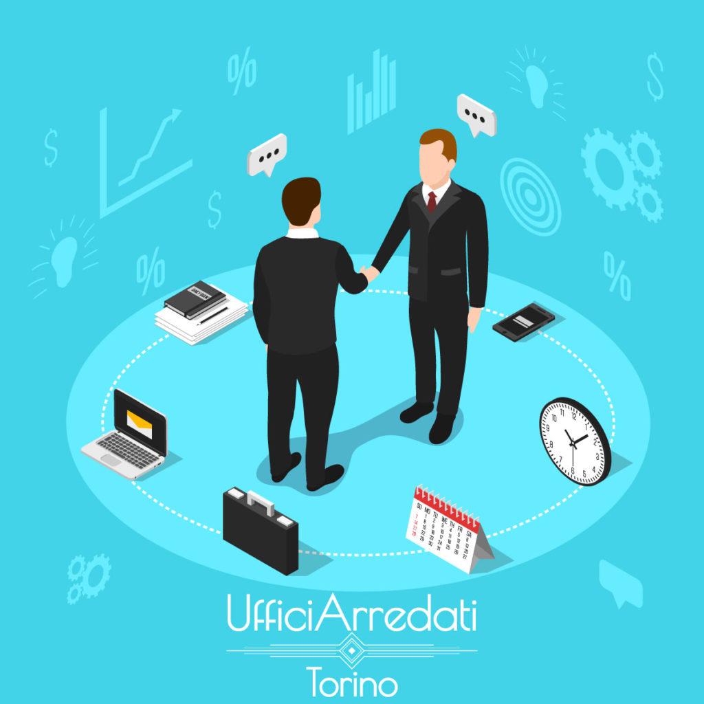 Ufficio Virtuale a Torino e lavori dove vuoi ben organizzato